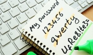 Bad Passwords